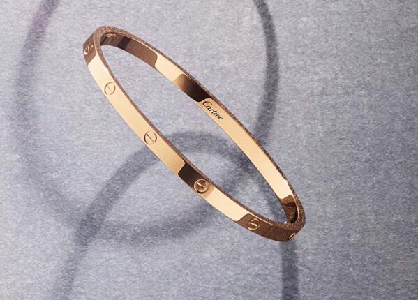 卡地亚全新LOVE Bracelet系列珠宝赏析
