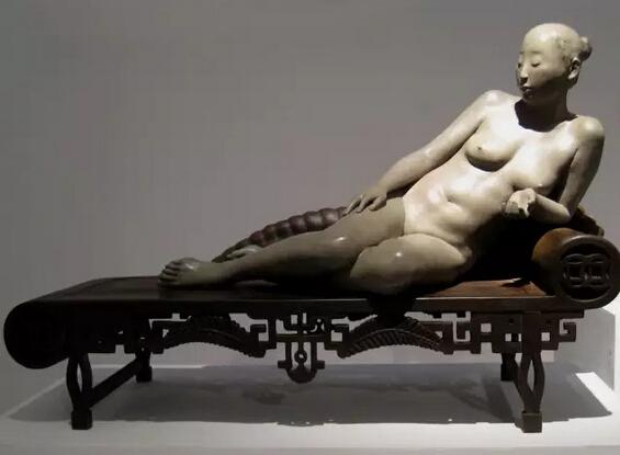 艺术家邓柯雕塑作品欣赏