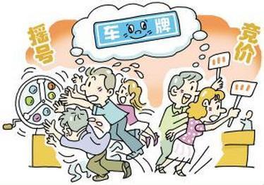 杭州小客车摇号竞价出新政了_2015年3月杭州小客车增量指标竞价情况分析