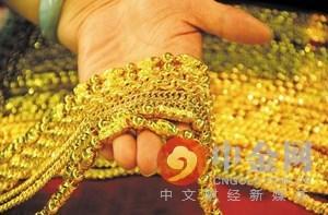 若国际金价年线收涨 品牌黄金价格会涨吗?(组图)