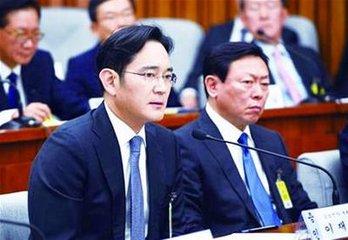 """韩国总统朴槿惠闺蜜门:三星""""太子""""或被提起诉讼"""