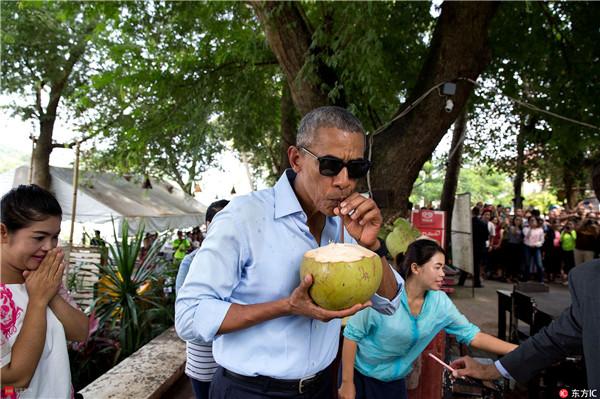 多面总统 8年白宫岁月奥巴马你原来是这样的总统