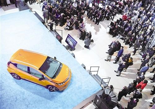 北美国际汽车展开幕 多款节能车型亮相北美车展