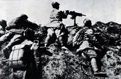 当八路军在进行百团大战时 华北国民党军队在干嘛?