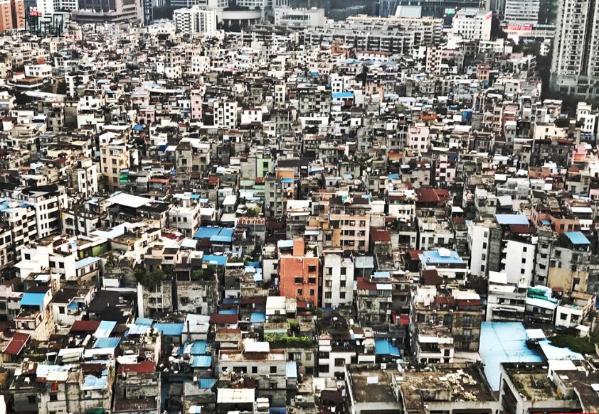 广州最贵城中村石牌村