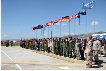 柬埔寨停与美军演 柬埔寨国防部发言人怎么说?