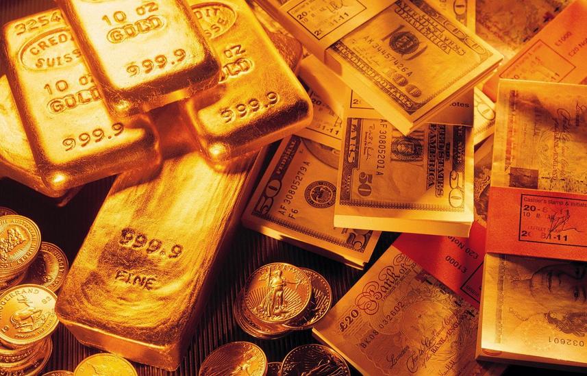 2017年春节假期黄金价格要下跌