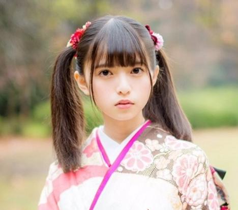 被神选中的美女 日本女星脸长18cm爆红