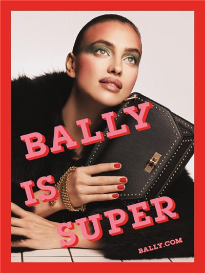 Bally(巴利)释出2017春夏系列箱包广告大片