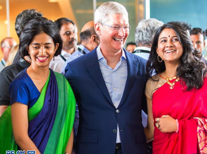 苹果在印装配获批 未来或在印生产