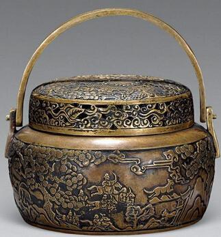 铜手炉_袖炉_古铜手炉的收藏价值_铜手炉的鉴别方法