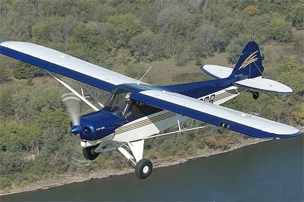 Top Cub:专为短跑道机场设计的单引擎私人飞机