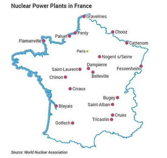 核电站爆炸最新消息:法国核电站发生爆炸 造成5人轻伤没有核泄漏