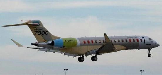 加拿大向庞巴迪投资助其开发全新私人飞机