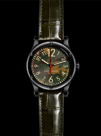 Ralph Lauren推出两款RL67 Safari游猎系列腕表