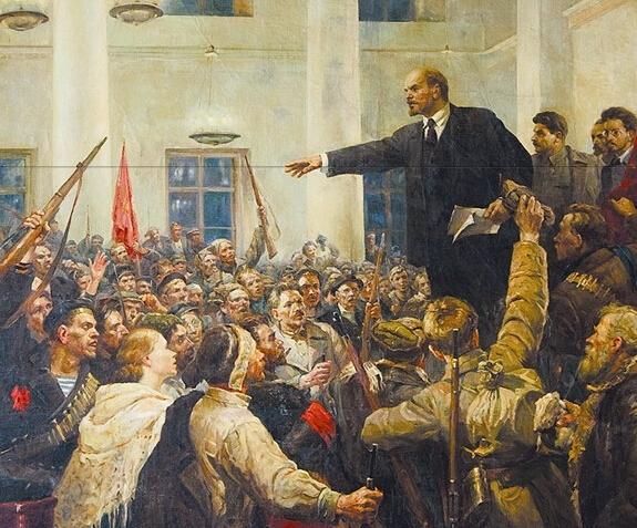 旅俄收藏家珍藏红色经典油画亮相温州