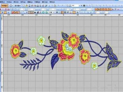 电脑绣花_电脑绣花是什么_电脑绣花的方法_电脑绣花市场分析