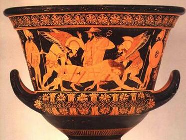 彩陶的主要装饰纹饰有哪些