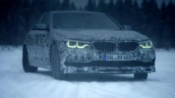 雅宾纳名车品牌发布全新ALPINA B5 基于宝马5系打造