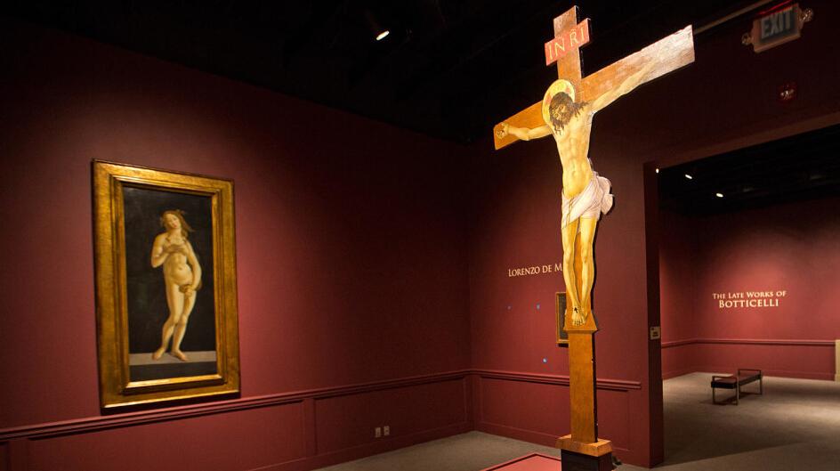 波提切利和对神的探索大展作品欣赏