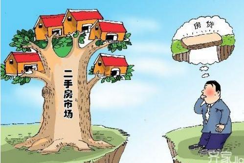 贷款购买二手房要注意哪些问题
