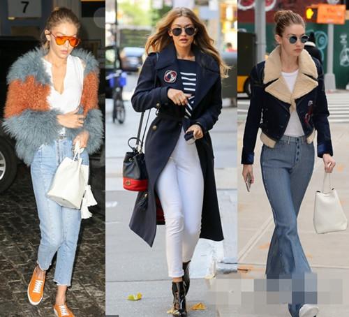 初春服装流行趋势示范 一款水桶包伴你一整季