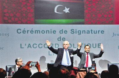 三国外交部长重申利比亚问题 明确反对外国军事干预