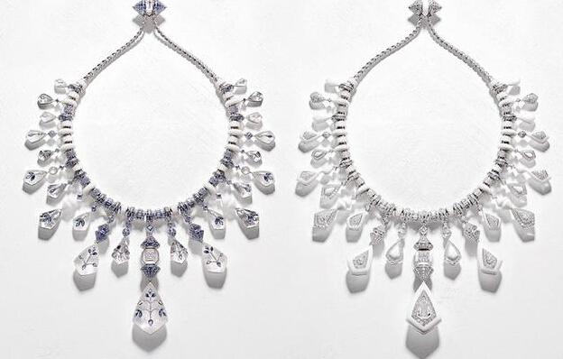 宝诗龙高级珠宝Blue de Jodhpur系列作品赏析