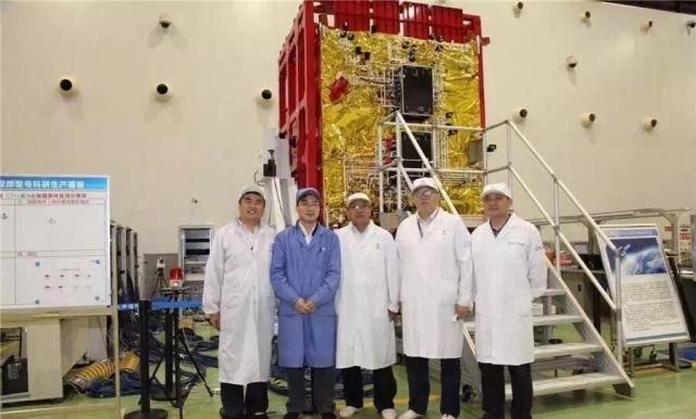 实践十三号通信卫星通过评审 不久就要去太空工作