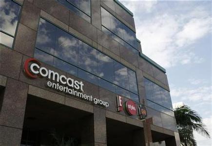 康卡斯特大手笔收购梦工厂动画
