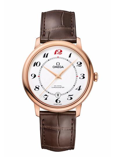 欧米茄推出全新碟飞系列50周年纪念版腕表