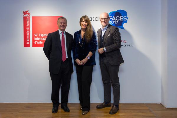 斯沃琪第四年成为威尼斯国际艺术双年展合作伙伴