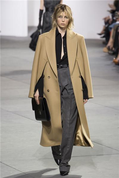 Michael Kors于纽约时装周发布2017秋冬系列高级成衣