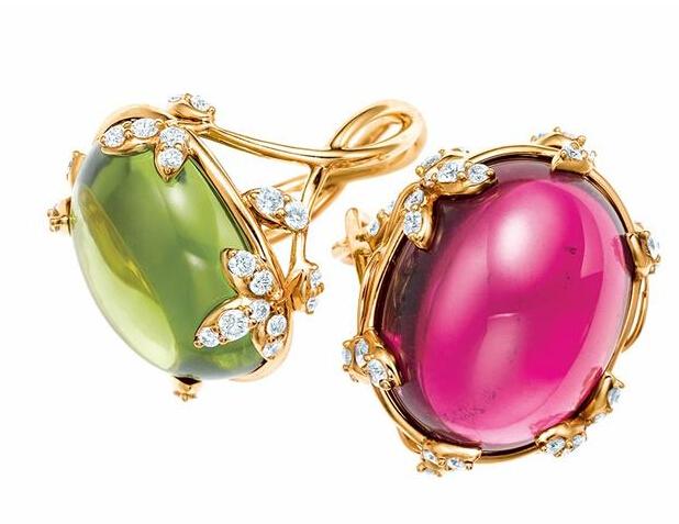 毕加索女儿倾力打造 蒂芙尼全新橄榄叶系列珠宝
