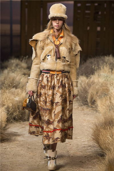 Coach 1941于纽约时装周发布2017秋冬系列高级成衣