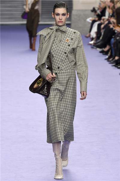 Mulberry于伦敦时装周发布2017秋冬系列高级成衣