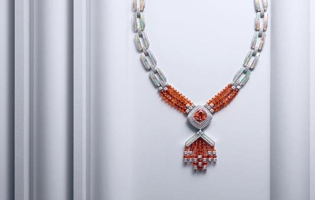 Louis Vuitton全新Chain Atracttion珠宝系列赏析