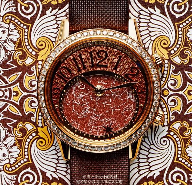 当扑克遇上奢华珠宝腕表 数字在游走间被珍藏记录