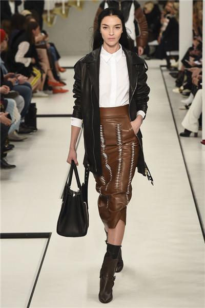 Tod's(托德斯)于米兰时装周发布2017秋冬系列高级成衣