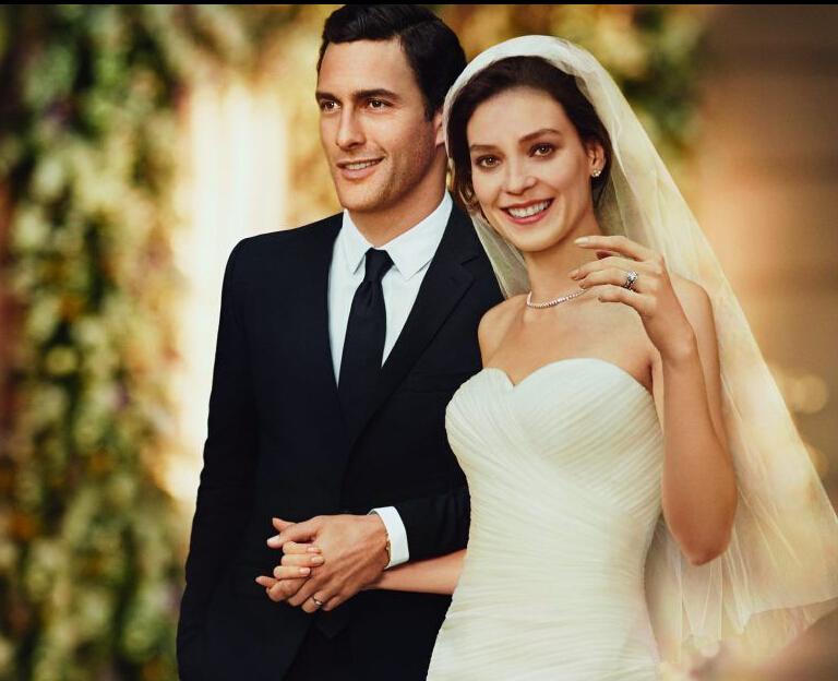 宝格丽珠宝BRIDAL婚戒系列全新宣传广告出炉