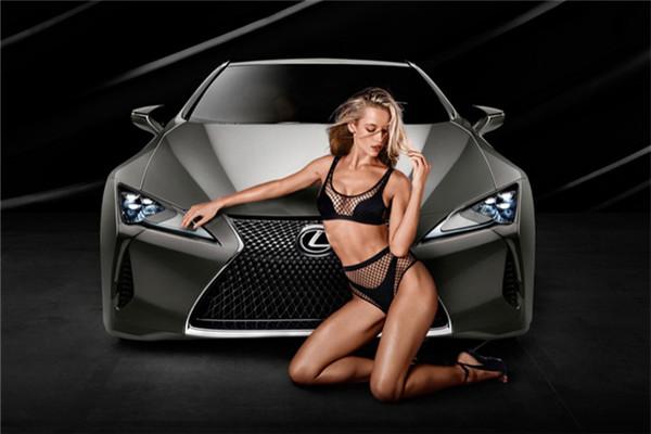 Lexus(雷克萨斯)释出最新LC 500车型广告大片