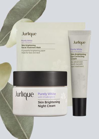茱莉蔻推出全新活机润白系列 助你肌肤光彩新生