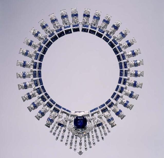 尽展上世纪珠宝风采 卡地亚私人珠宝收藏展华盛顿开幕