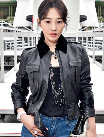 白百何刘雯陈伟霆成为Chanel中国腕表形象大使