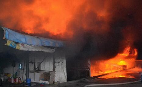 安徽亳州民宅失火 5人死亡