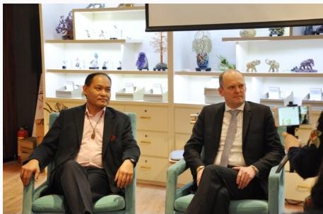 MELI&MOLI特聘德国著名珠宝设计师为首席品牌设计顾问