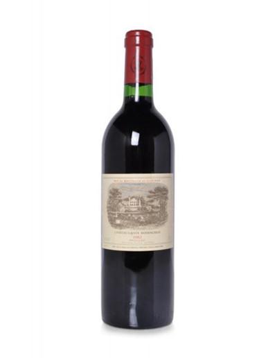 1982年份拉菲名酒将亮相佳士得拍卖行网上拍卖会
