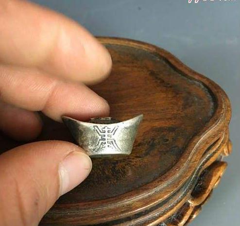 古代纹银和正常银子之间有什么区别?