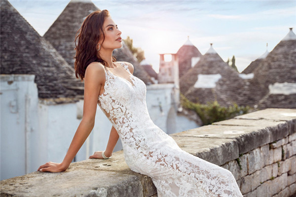 Eddy K.服装品牌释出2018年 梦想婚纱系列广告大片