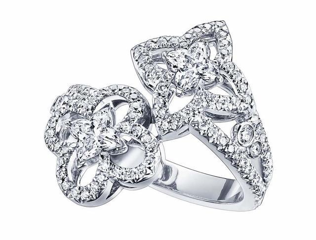 LV高级珠宝Monogram Fusion系列 经典图案与新锐设计的完美融合
